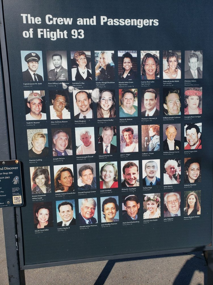 Flight 93 Memorial: 6424 Lincoln Highway 30, Stoystown, PA