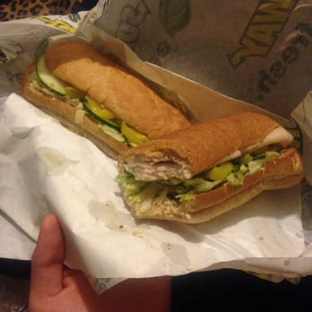 Subway - Order Food Online - Sandwiches - Medical Center ...