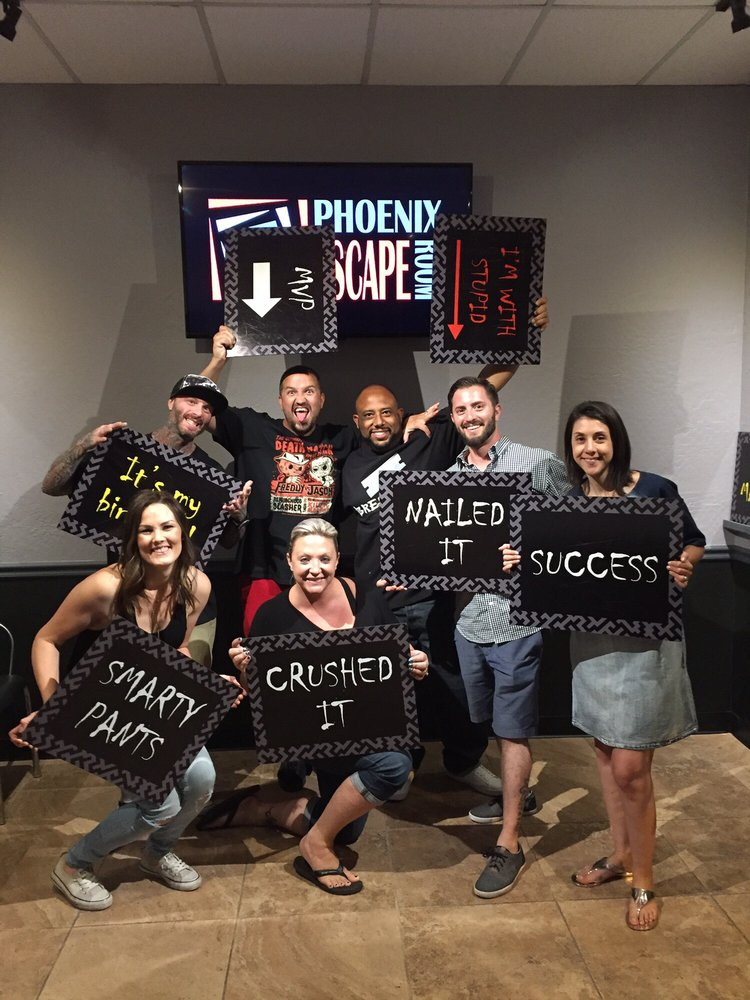 Escape The Room Az Yelp