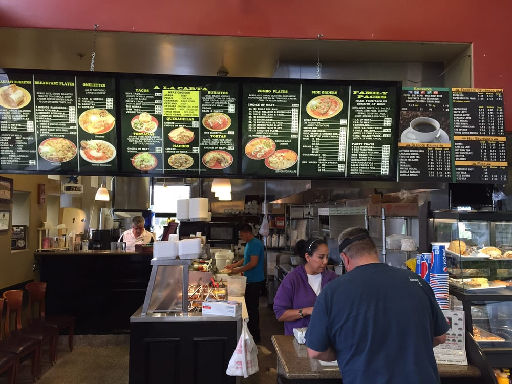 Cafe Del Sol Menu San Clemente