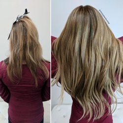 Hair extensions by christopher devin salon nuance 130 photos photo of hair extensions by christopher devin salon nuance washington dc united pmusecretfo Choice Image