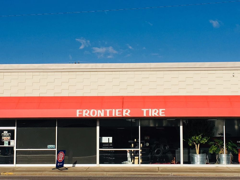 Frontier Tire & Alignment: 417 N 10th St, Worland, WY