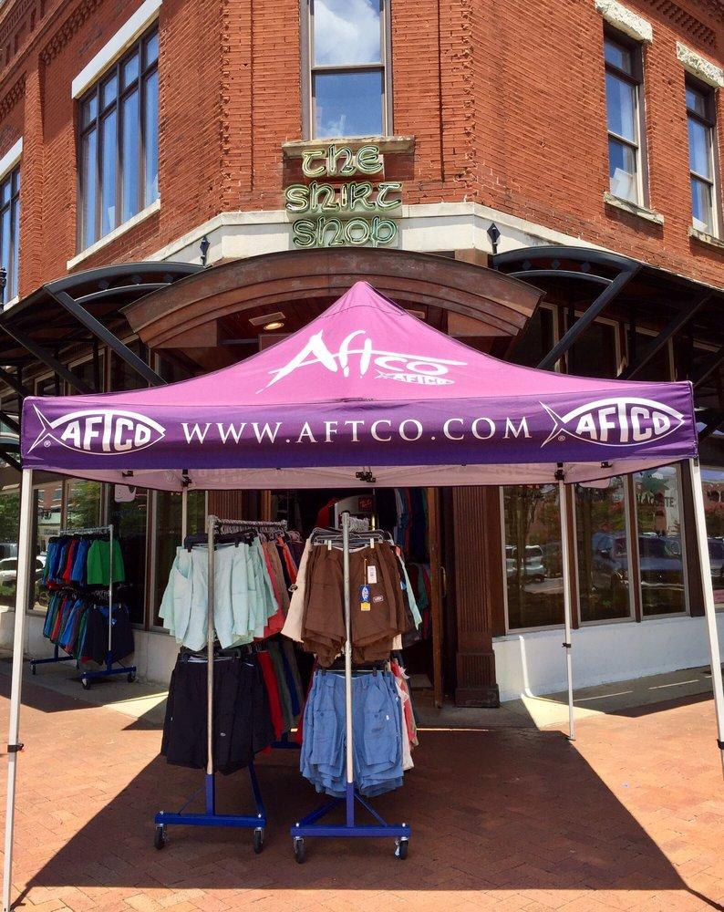 Tuscaloosa clothing stores
