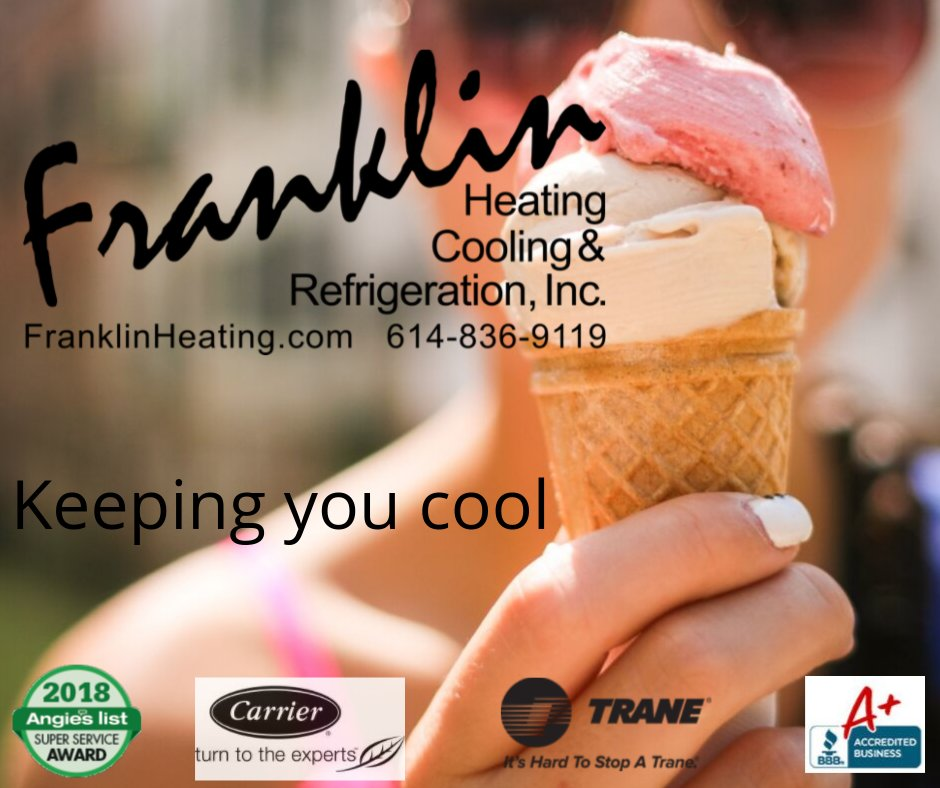 Franklin Heating Cooling & Refrigeration: 4802 Hendron Rd, Groveport, OH