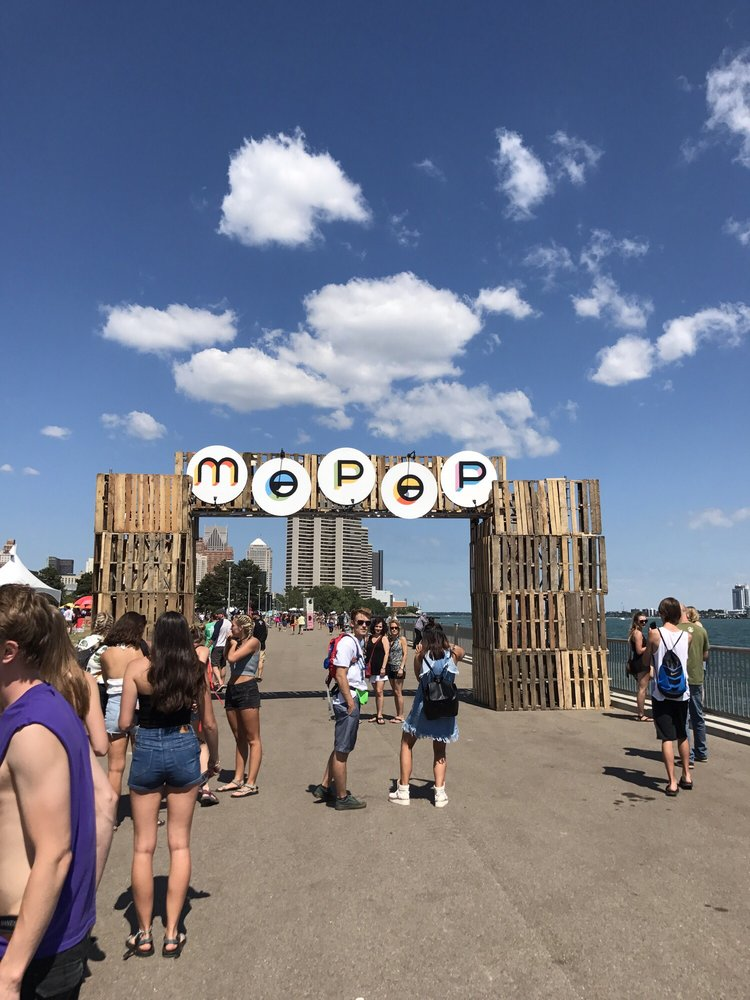 Mopop: 1801 W Jefferson Ave, Detroit, MI