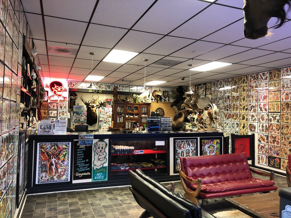 Tattoo Dynasty: 1122 Old Mountain Rd S, Joppa, MD