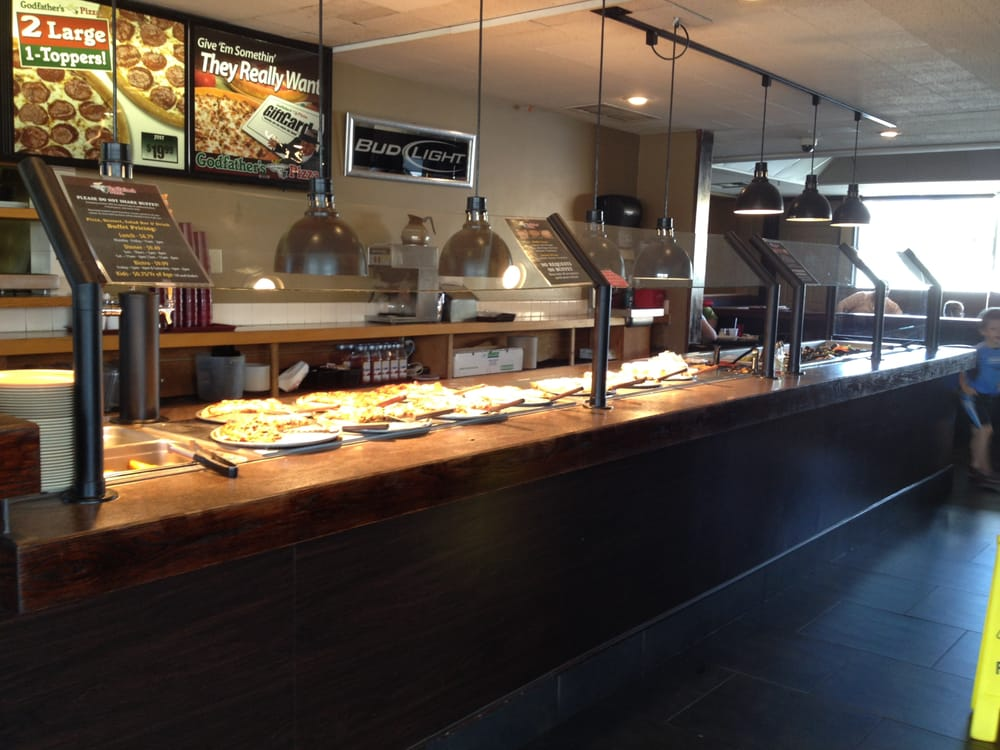 Apr 08,  · Godfather's Pizza, Wenatchee: See 27 unbiased reviews of Godfather's Pizza, rated 3 of 5 on TripAdvisor and ranked # of restaurants in Wenatchee.3/5(27).