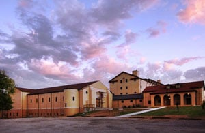 Our Lady Of Clear Creek Abbey: 5804 W Monastery Rd, Hulbert, OK