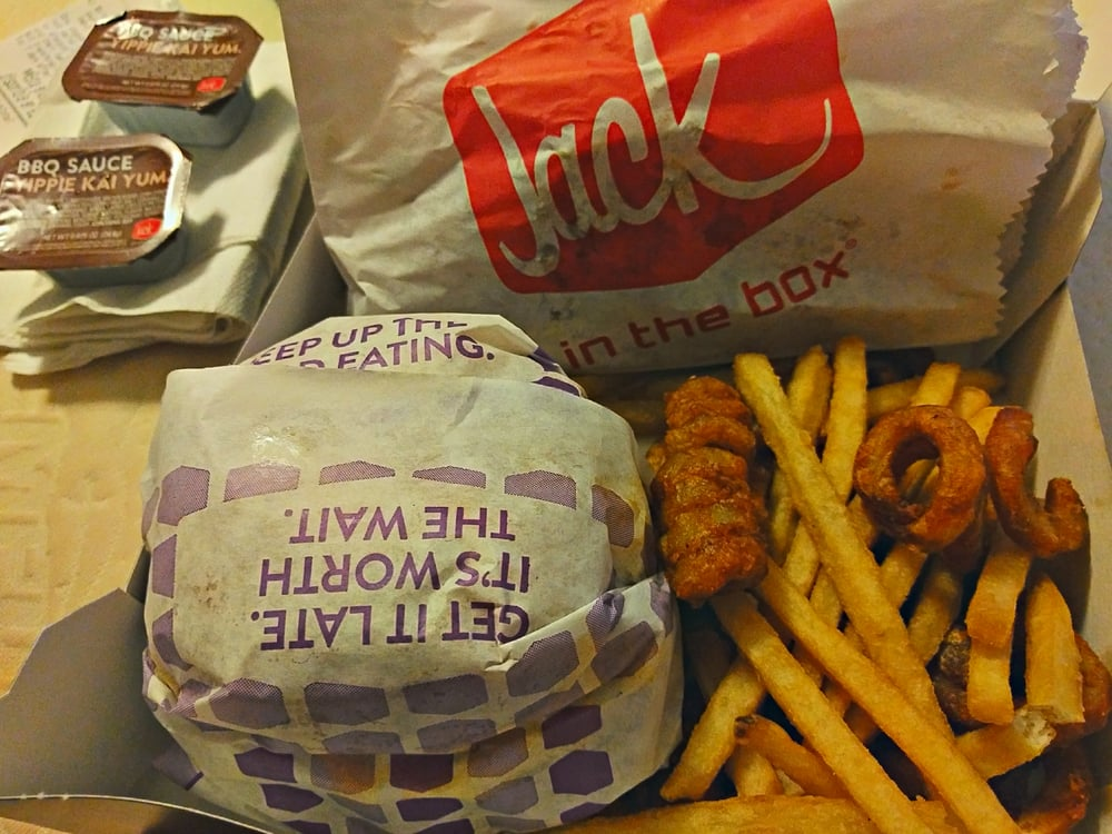 Jack in the Box: 10866 Lilac Ave, Saint Louis, MO