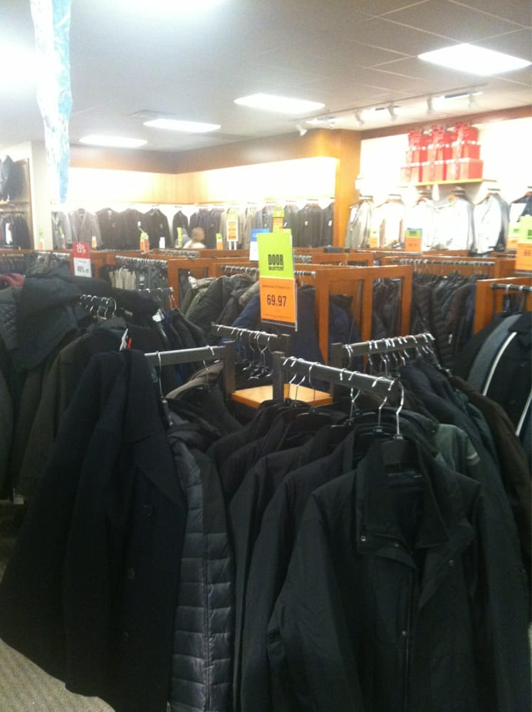 Bergners clothing store