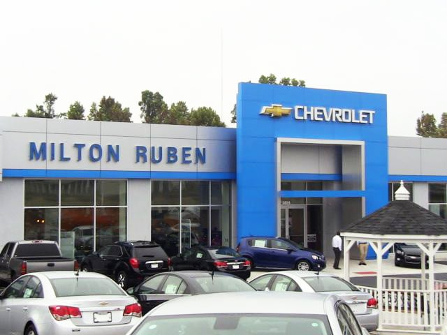 Milton Ruben Chevrolet 17 Reviews Car Dealers 3514