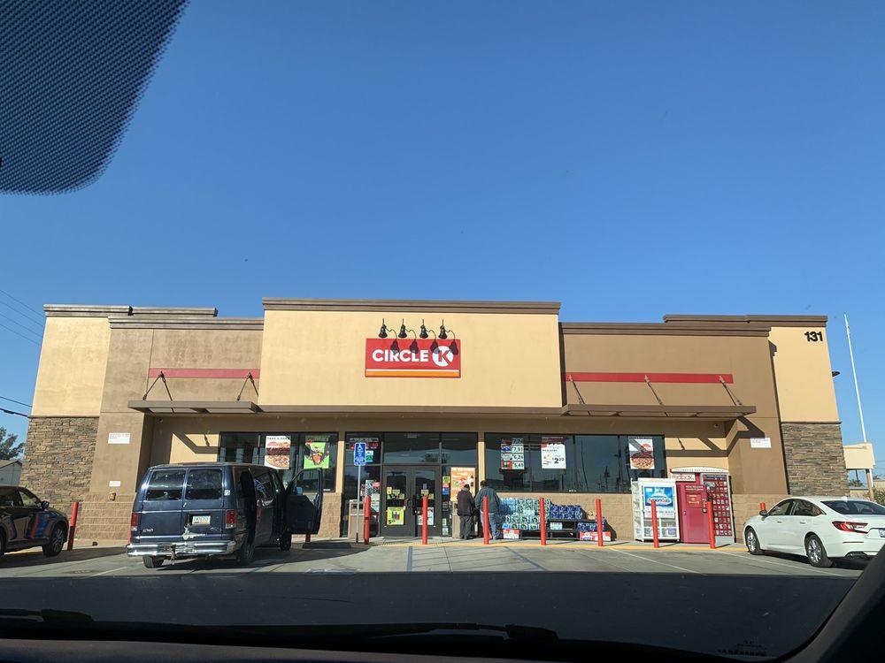Circle K: 185 W Main St, Calipatria, CA
