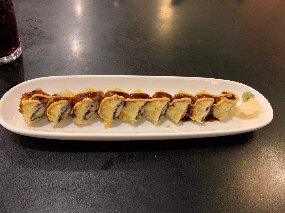 Food from Gourmet House Japanese Cuisine