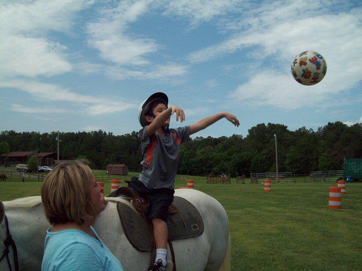 Mephibosheth Farms Angelic Riders: 820 Forest Hills School Rd N, Marshville, NC