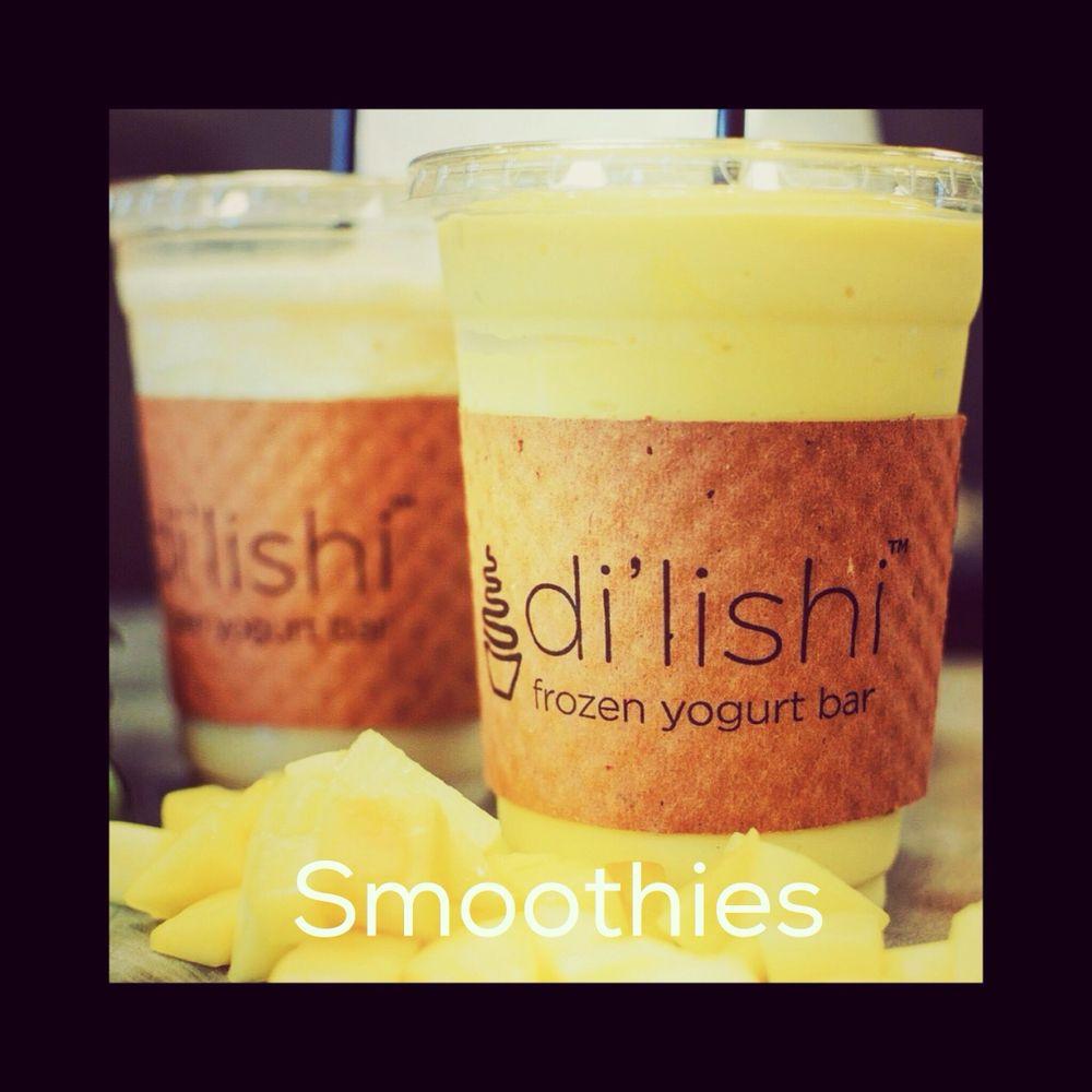 Di'lishi Frozen Yogurt Bar: 640 S Van Buren Rd, Eden, NC