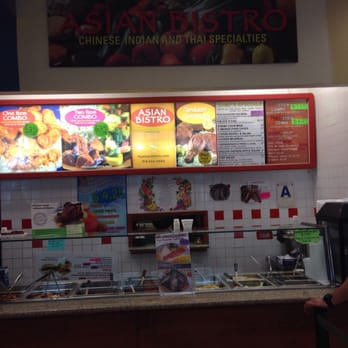 Subway Restaurant Downtown San Diego