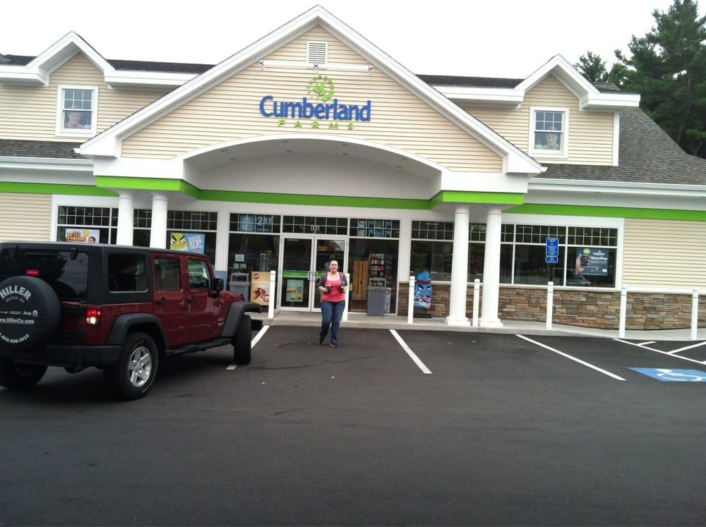 Cumberland Farms: 406 Wareham Rd, Marion, MA