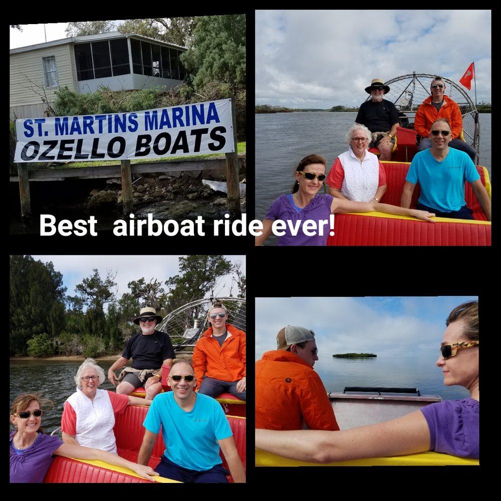 Ozello Boats: 2355 S Ripple Path, Crystal River, FL