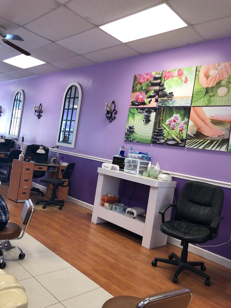 GC Nails: 1305 N Orange Ave, Green Cove Springs, FL