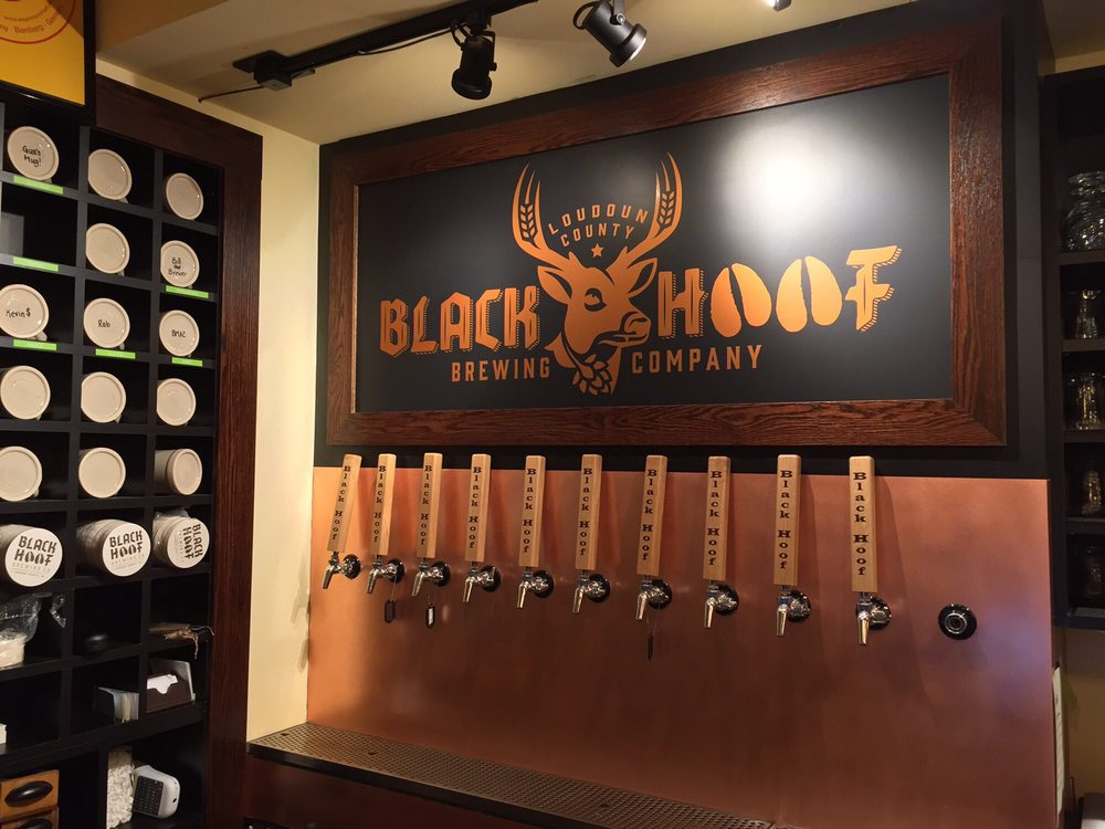 Black Hoof Brewing: 11 S King St, Leesburg, VA