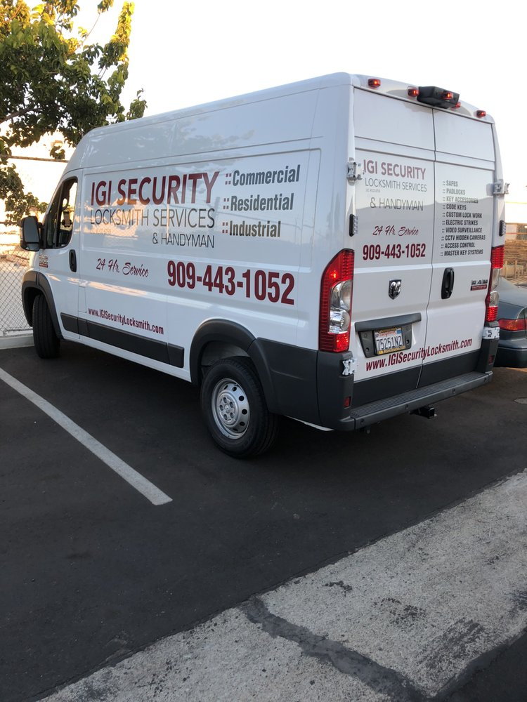 IGI Security Locksmith Service Inc