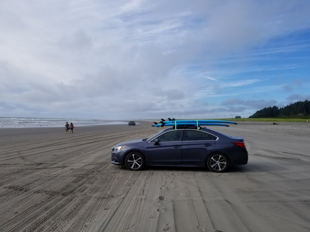 Skookum Surf Co.: 1216 48th Pl, Seaview, WA