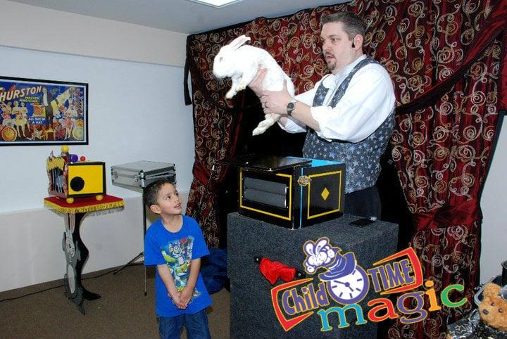 ChildTime Magic: Alexandria, VA