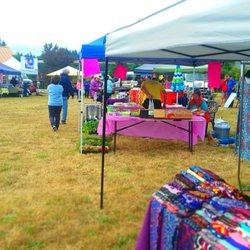 Photo of Toledo Street Market - Toledo OR United States. Lots of craft & Toledo Street Market - Flea Markets - 206 N Main St Toledo OR ...