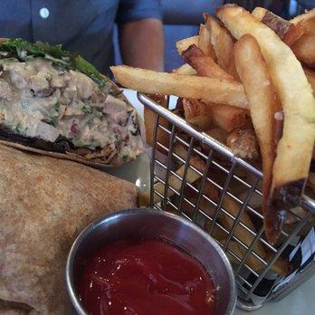 Photo Of Urban American Kitchen   Houston, TX, United States. Wrap And Fries