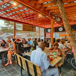 photo of desta ethiopian kitchen atlanta ga united states covered outdoor patio - Desta Ethiopian Kitchen