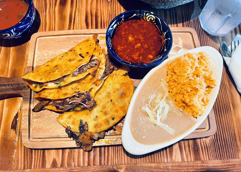 Food from Adelita's Mexican Cocina & Tequila