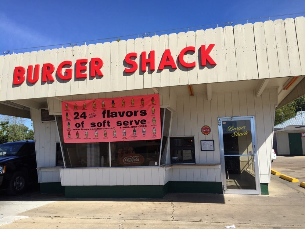 Burger Shack: 372 N Sebastian, West Helena, AR