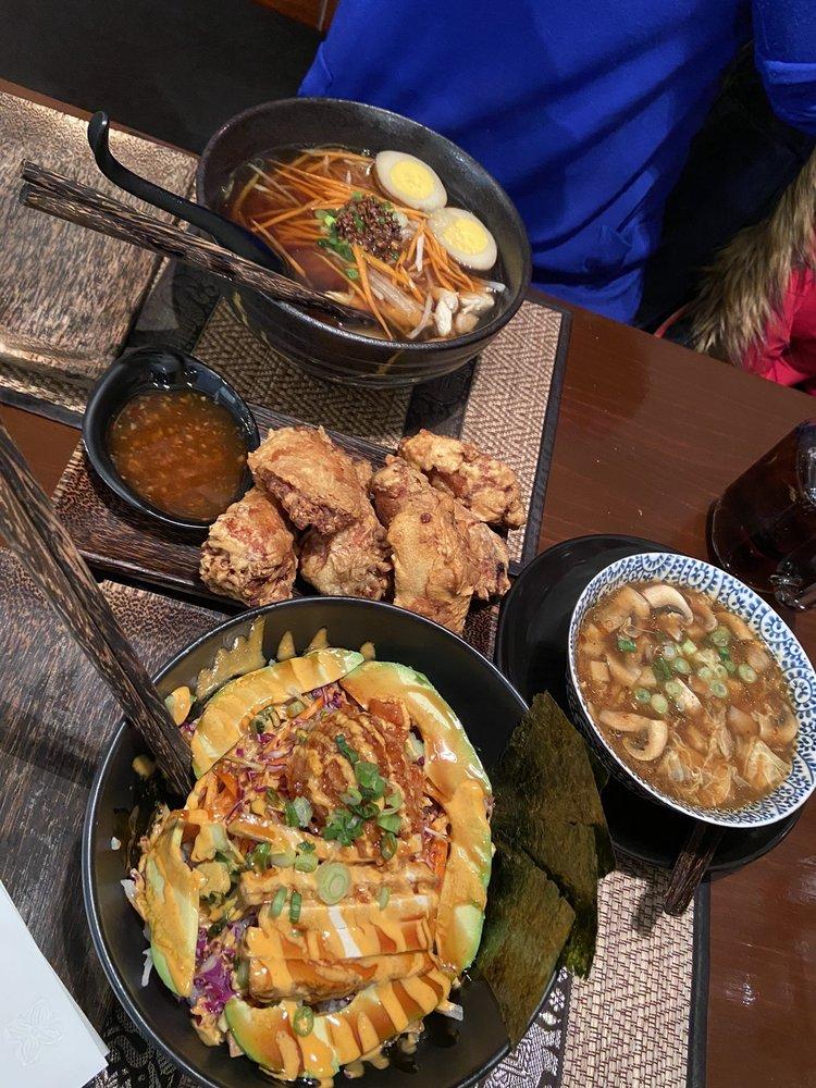 Food from Wabi Sabi