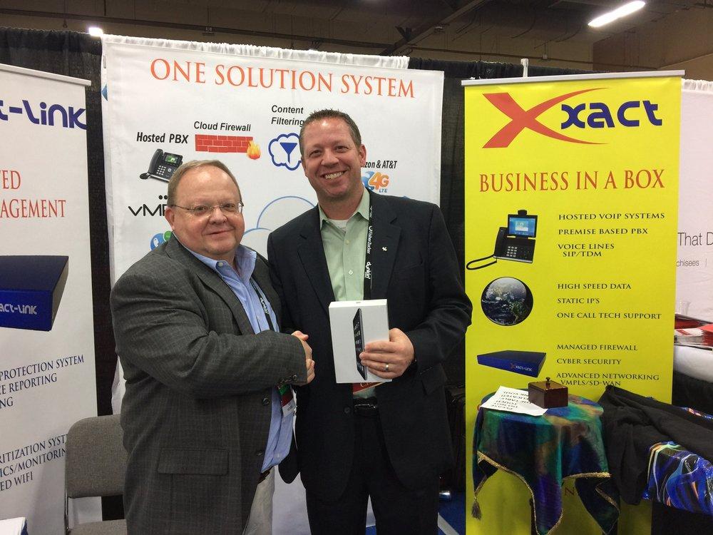 Xact Communications: 105 Madison Avenue Lbby, Lexington, KY