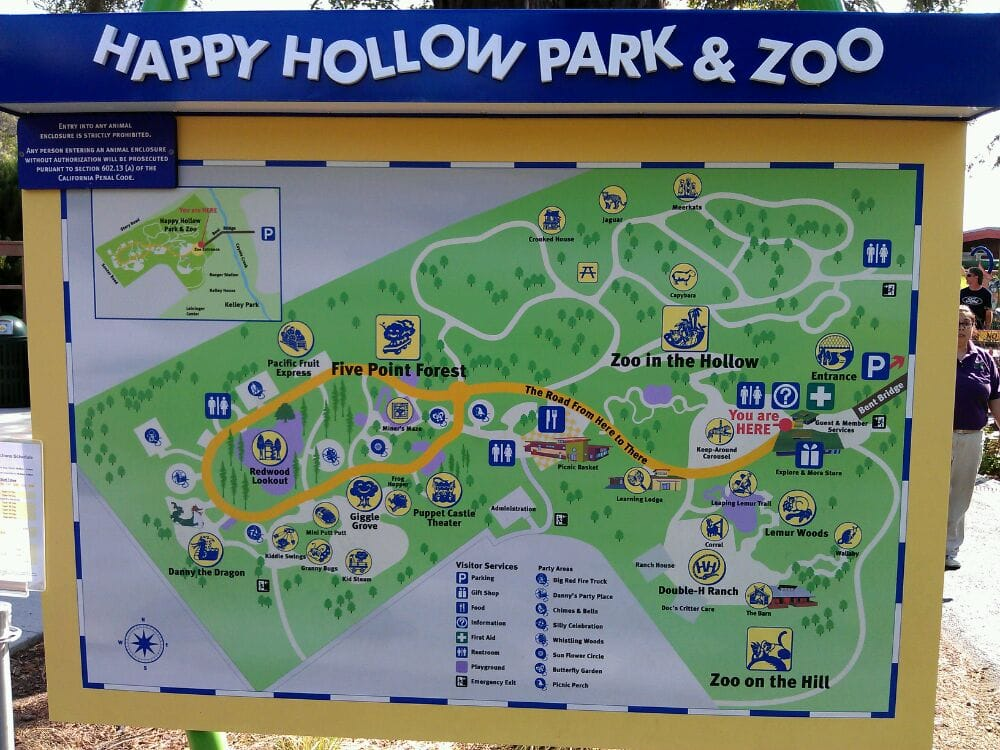 Photo of Happy Hollow Park amp; Zoo  San Jose, CA, United States