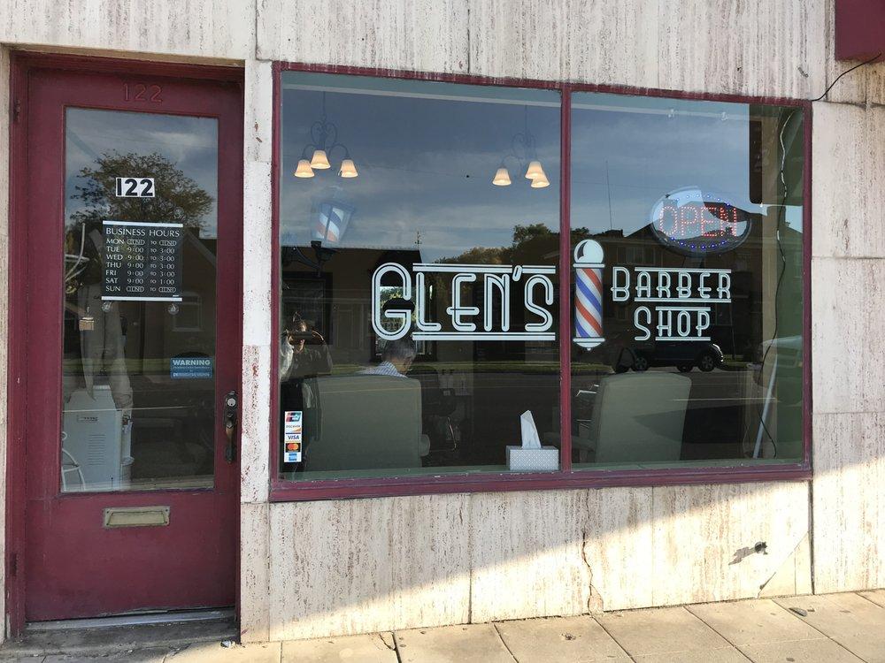 Glen's Barber Shop: 122 W Main St, American Fork, UT
