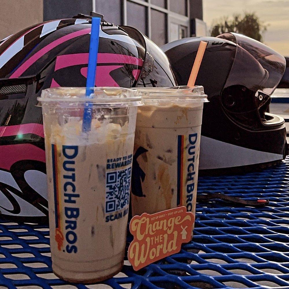 Dutch Bros Coffee: 44175 Jefferson St, La Quinta, CA