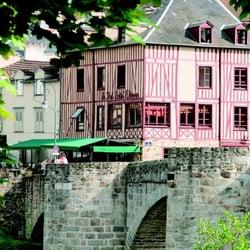 Le Pont Saint Etienne Limoges Restaurant