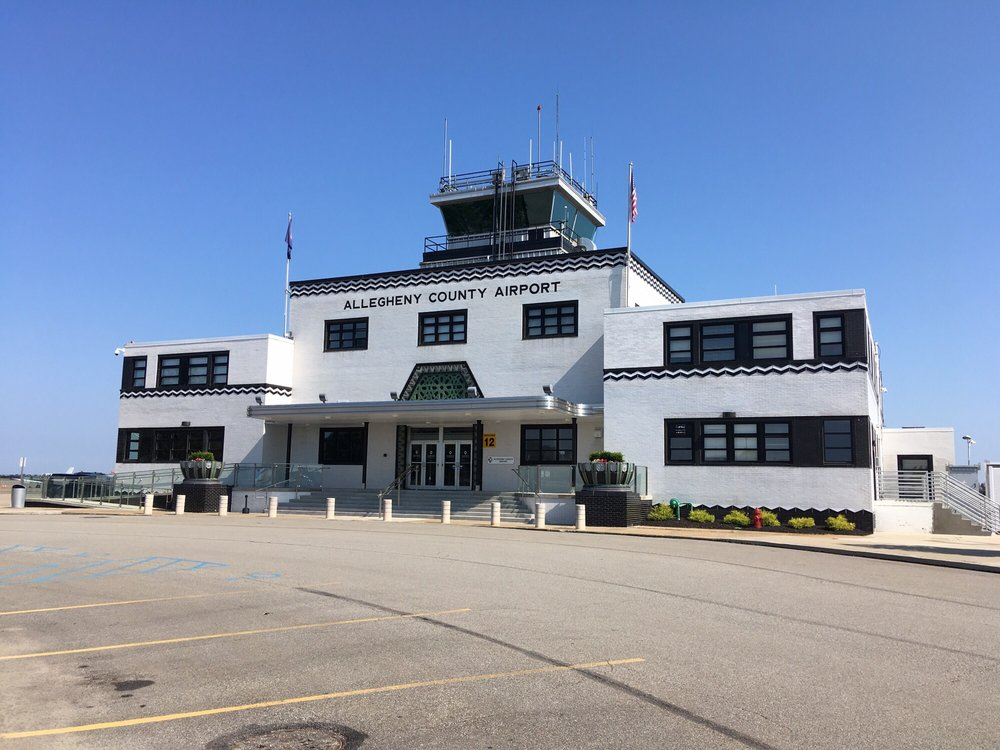 Allegheny County Municipal Airport