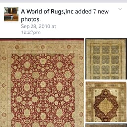 Photo Of A World Of Rugs   Juno Beach, FL, United States