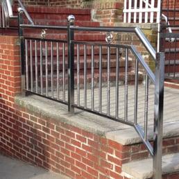 Iron Works Railings Awnings Windows Gates
