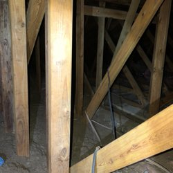 Photo Of Rapid Mold Removal Lansing Mi United States Insulation That Was