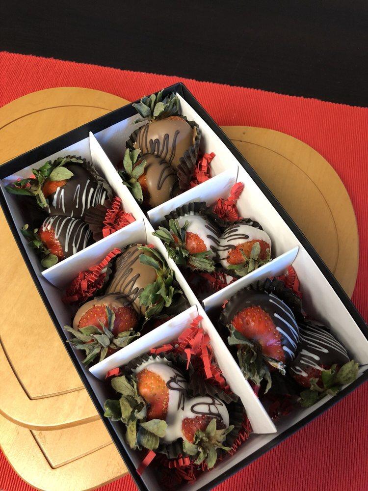 MarCia's Chocolates: 122 Greenwood Rd, Altoona, PA