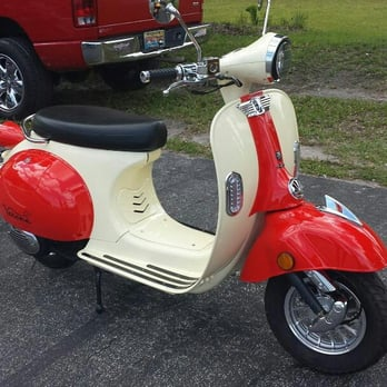 Amy c 39 s reviews hebron yelp for Motor scooter dealers near me