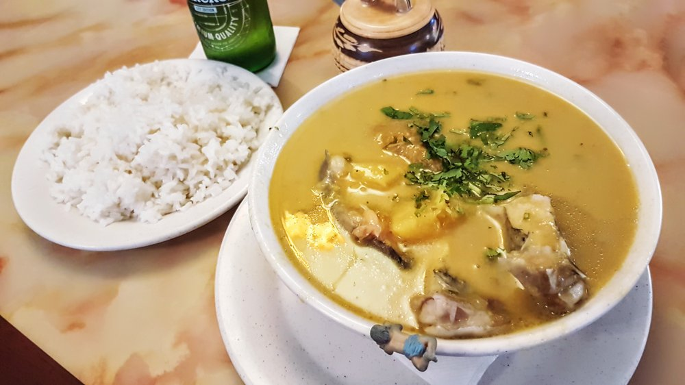Bagre fish soup yelp for Fish soup near me