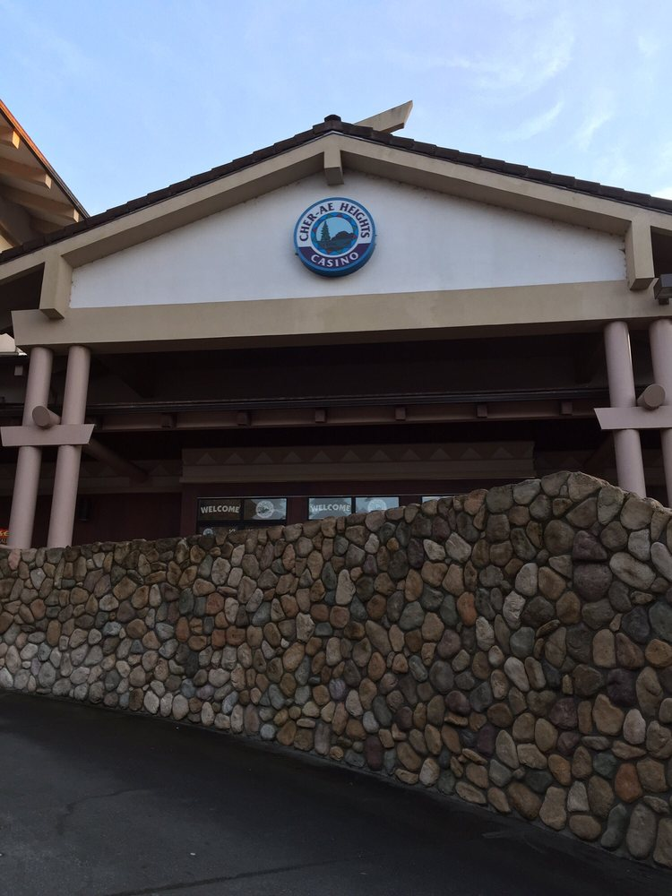 Cher-Ae Heights Casino: 27 Scenic Dr, Trinidad, CA