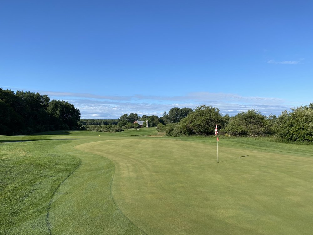 Heathlands Golf Course: 6444 Farr Rd, Onekama, MI