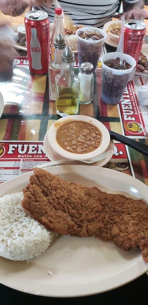 Fuentes BBQ: Cll San Alfonso, San Juan, PR