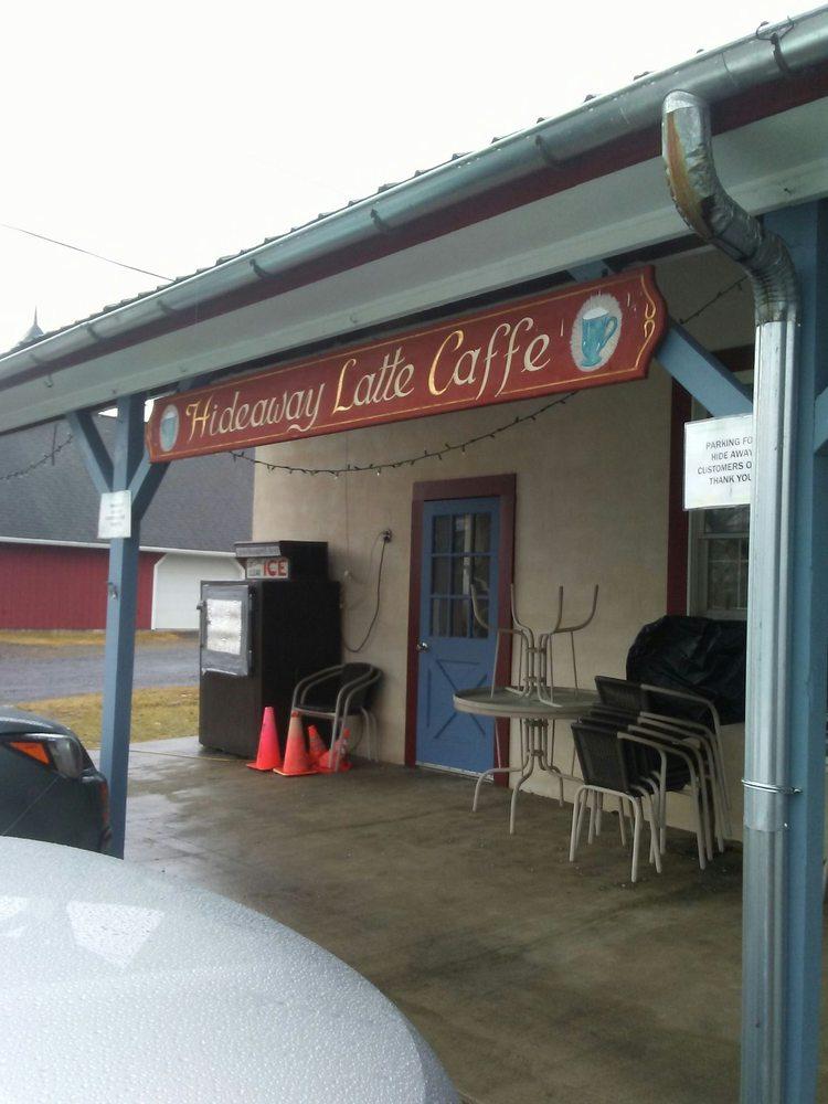 Social Spots from Hide Away Latte Caffe