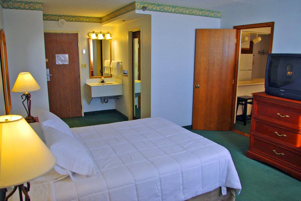 extended stay hotel des moines, clive, urbandale, iowa - one bedroom ...